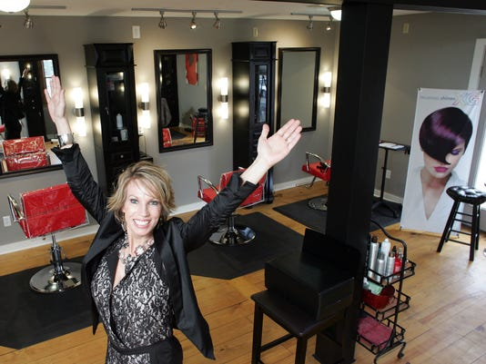 Denise Warner is opening Denise's Salon on South Main in downtown Granville.
