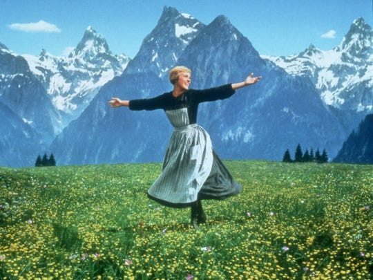 """Kick off the holiday season with Maria and the Von Trapps in this big-screen family classic, """"The Sound of Music."""""""