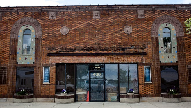 430 S. Water Street in Marine City is being restored as the Mariner theater and will be home to Fine Art Models, with gallery rooms displaying model boats, trains, airplanes and more.