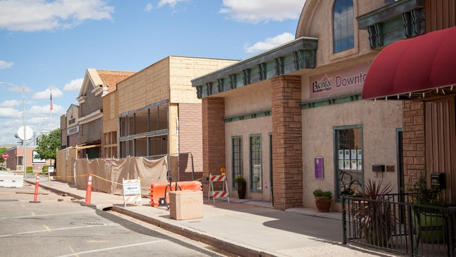 St. George City planners continue developing downtown in an attempt to expand business and attract larger crowds. Saturday, May 16, 2015.