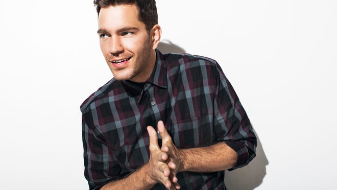 Andy Grammer will perform in Salem as part of the River Rock Concert Series on July 8 at Riverfront Park.