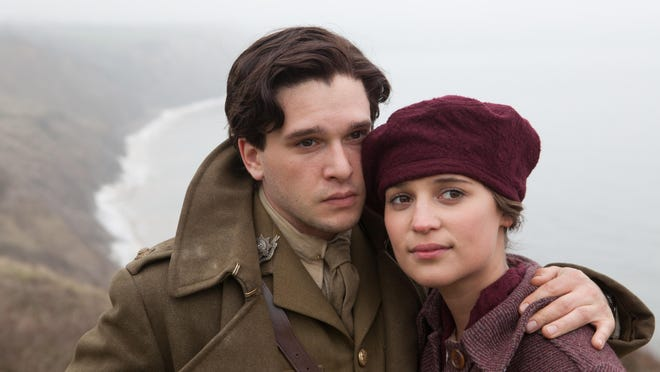 'Testament of Youth,' starring Kit Harington and Alicia Vikander, portrays World War I from a woman's point of view, a different perspective than we usually see.