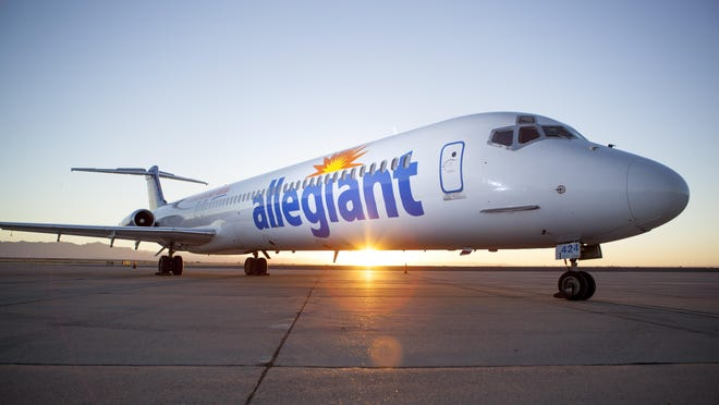 Allegiant, a Nevada-based airline, will start nonstop service, twice each week, year-round, from Rochester to Fort Lauderdale, Fla., in October.