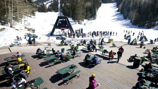 Arizona Snowbowl near Flagstaff will be adding its first new chairlift in 30 years. The Humphreys Peak Lift will move 1,000 skiers per hour.