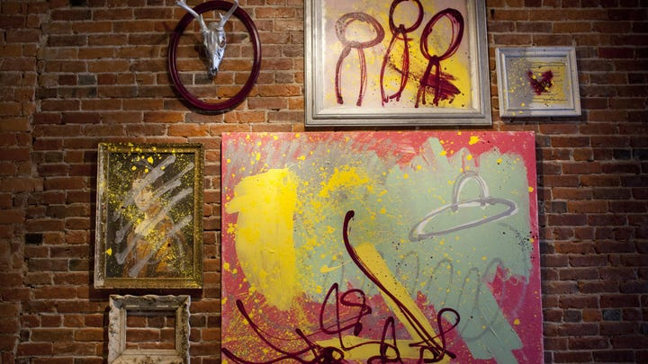 Art gets hoppin' in Port Huron