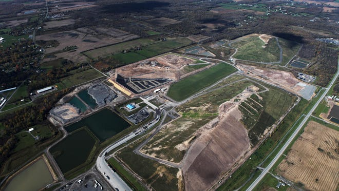 Seneca Meadows Landfill has a 20-year, $3.3 billion deal to accept trash from New York City.