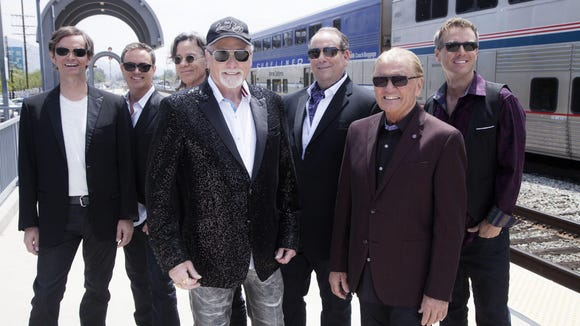 The Beach Boys will perform at the Visalia Fox Theatre.
