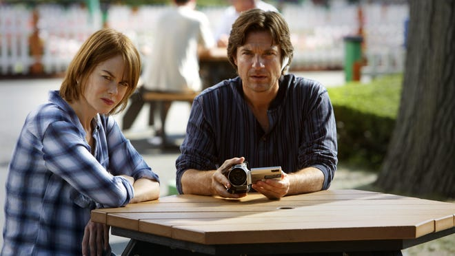 """Nicole Kidman and Jason Bateman are siblings who return home in search of their world-famous parents who have disappeared in """"The Family Fang."""""""