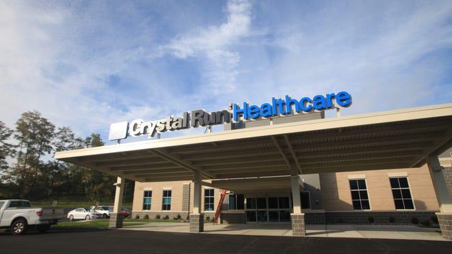 Crystal Run Healthcare in Monroe.