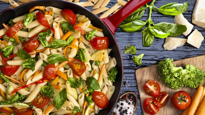 Because it is a good source of carbohydrate, pasta can provide a readily available source of fuel for both the brain and the body.