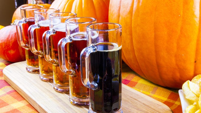 Tap into a favorite pumpkin, beer, ale or stout this fall.