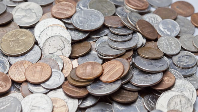 The coronavirus has led to a shortage of U.S. coins.