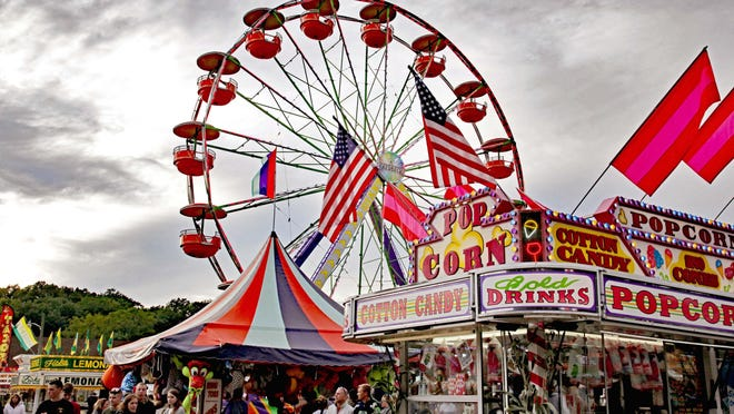 """The Allegan County Fair is hosting """"Fair Food Mania"""" from June 12 to June 14."""