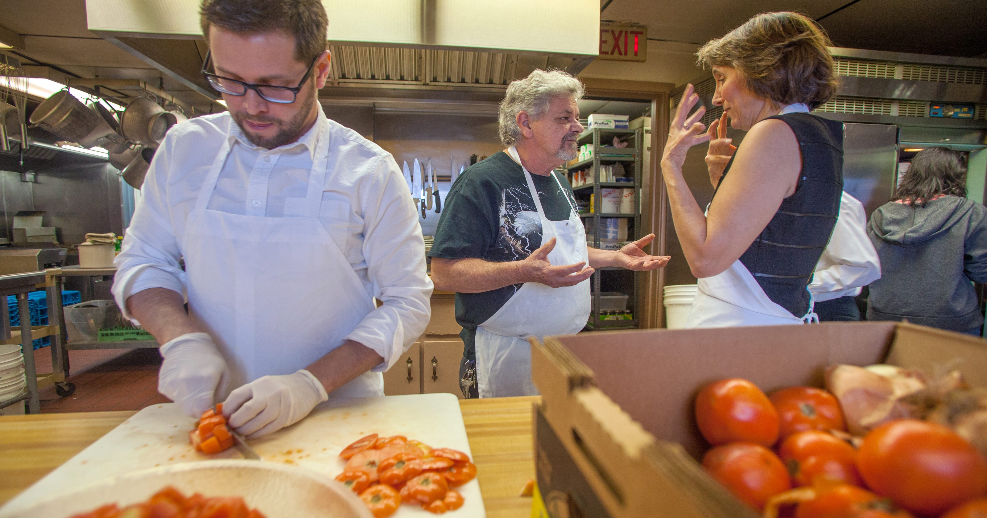 A Lebanese feast of traditions in Barre