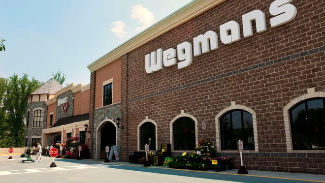 The Wegmans grocery store in Fairfax, Va., is seen on Thursday, May 27, 2010. (AP Photo/Jacquelyn Martin)