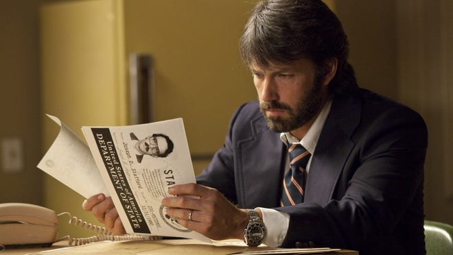 "Ben Affleck is CIA operative Tony Mendez in ""Argo,"" which won the best-picture Oscar."