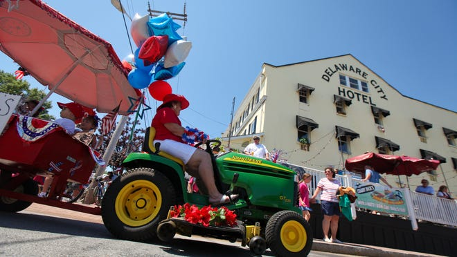 Officials expect thousands to come out for the daytime activities, which includes a parade, at the 34th Annual Delaware City Day on Saturday.