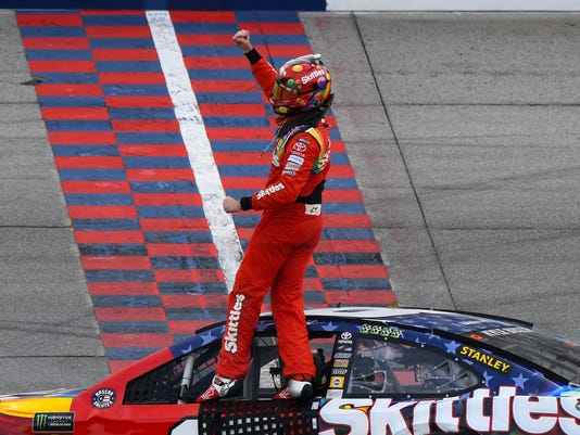 NASCAR: Overton's 400