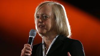 Hewlett-Packard CEO Meg Whitman got a raise.