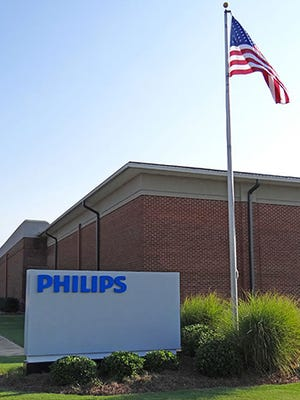 Philips Lighting in Tupelo, Miss.