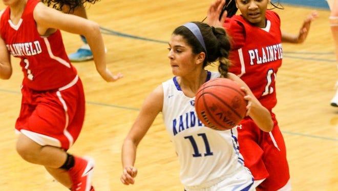 Plainfield at Scotch Plains-Fanwood girls basketball. Tuesday, Jan. 10
