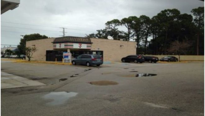 The 7-Eleven gas station and convenience store on the northeast corner of Kanner Highway and Monterey Road is closing by June 30.