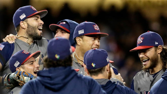 Team USA formed an undeniable bond in the two-plus weeks it took to win the World Baseball Classic.
