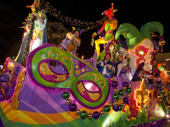 Get a taste of New Orleans at Universal Orlando weekends.