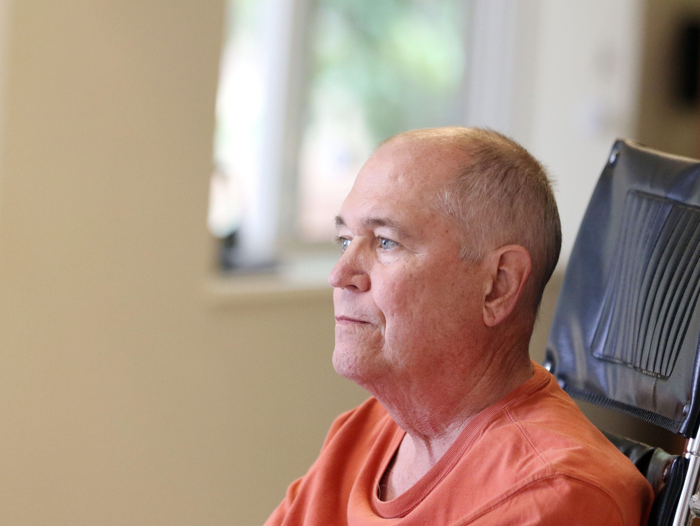 Dr. Peter Rasmussen, a retired oncologist and advocate