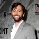 """In this Sept. 24, 2014 file photo actor David Tennant attends the Film Independent Screening of Fox's """"Gracepoint""""in Los Angeles. Tennant plays Det. Emmett Carver in """"Gracepoint,"""" Fox's remake of the BBC crime drama """"Broadchurch"""" that airs on Thursdays."""