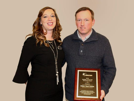 Polter Real Estate won the Chamber of Commerce of Sandusky