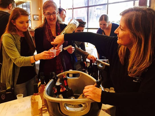 Haddonfield Uncorked takes place Saturday, Febr. 24