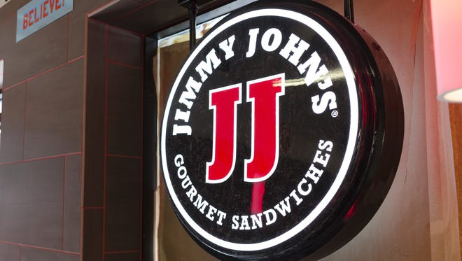 Jimmy John's is opening its Richmond location Tuesday.
