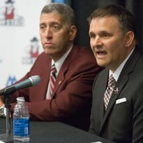 NMSU athletics riding high as Mario Moccia enters Year 4
