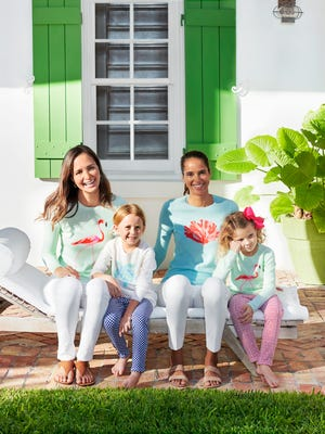 J.McLaughlin hasa new limited-edition cashmere collection to kickoff its partnership with The Everglades Foundation, a Florida-based nonprofit that is committed to restoring and protecting America's Everglades.