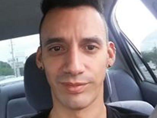 Pulse victim Eric Ivan Ortiz-Rivera