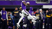 Marcus Williams isn't talking about his role in the Saints' heartbreaking playoff exit, and the team can only hope that's a good thing