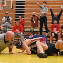 Watkins Memorial wrestlers carry Boyd's spirit