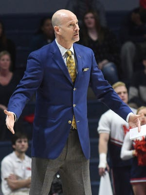 Ole Miss coach Andy Kennedy and his Rebels are coming off a 22-point home loss to Georgia.