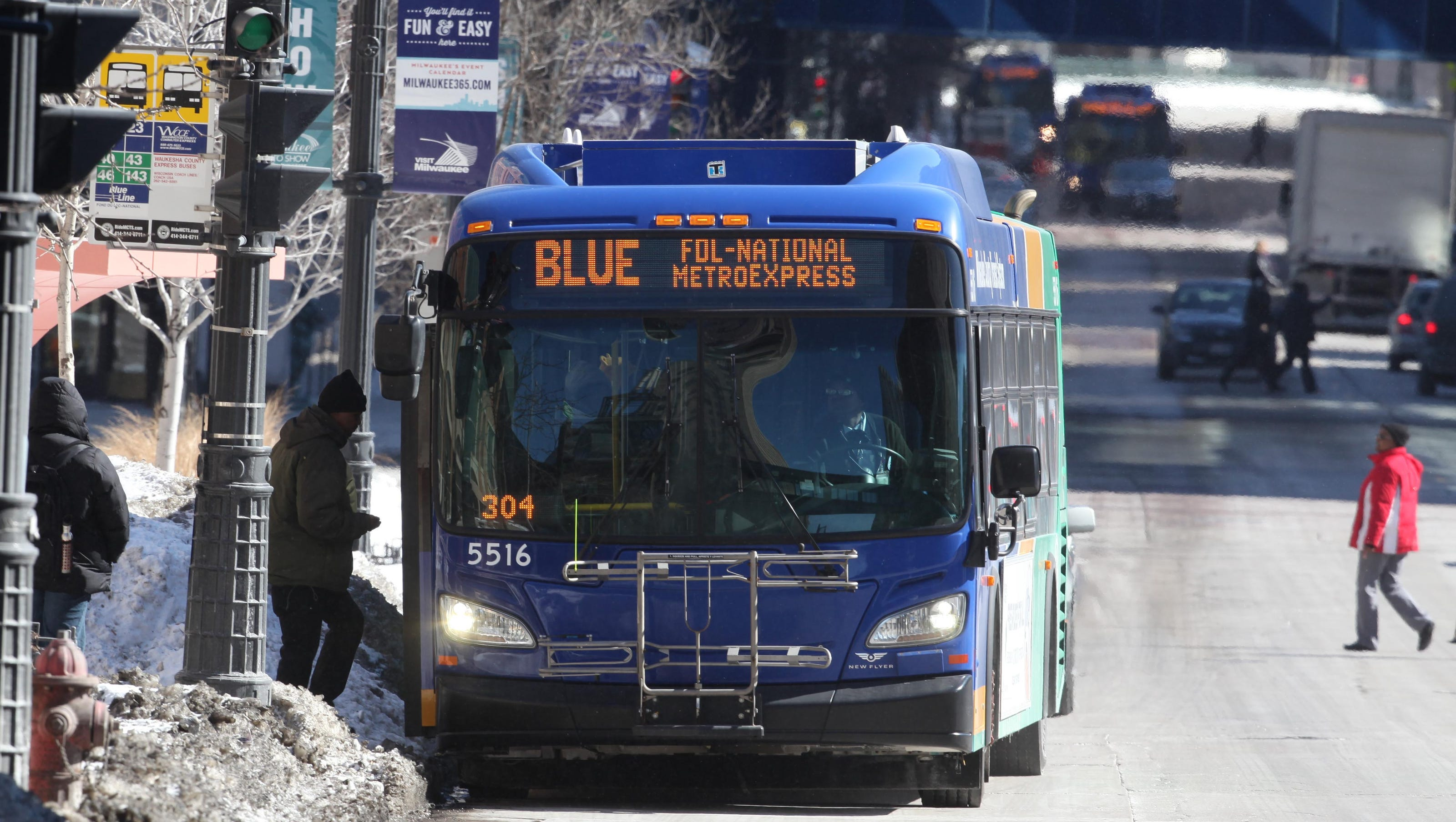 mcts eliminates nine bus routes in response to 2018 budget cuts