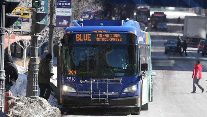 The Milwaukee County Transit System will eliminate several bus routes and reduce service on others in response to $882,586 in cuts in the system's 2018 budget.