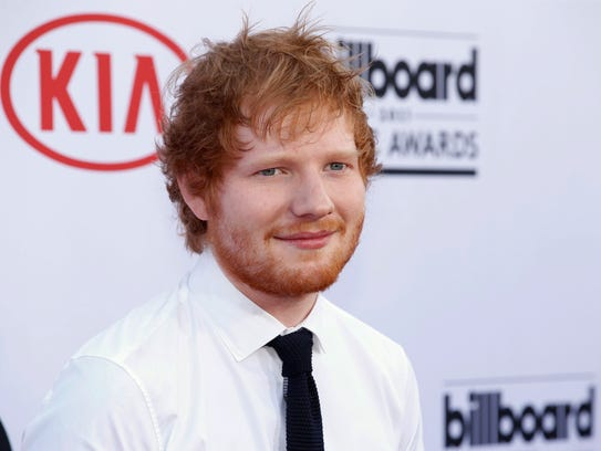 Ed Sheeran found a lookalike at his old high school to star in the ...