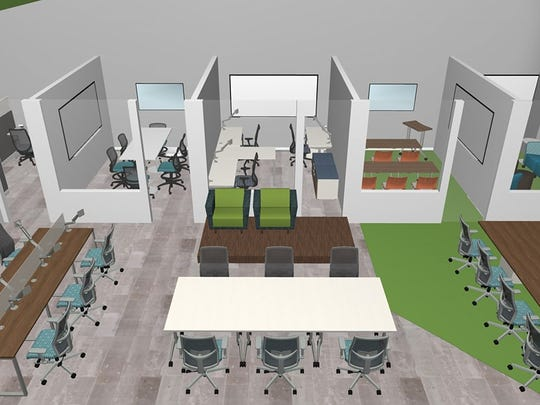 OutHouse co-working space in Noblesville will open in March.