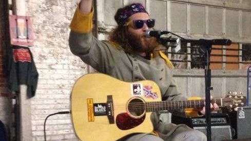 Beaux Atkins will perform at 9 p.m. Saturday at Strange Brew in Shreveport.