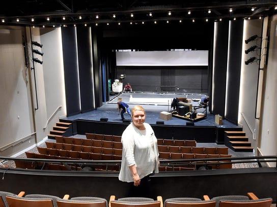 Wayne Theatre/Ross Performing Arts Center