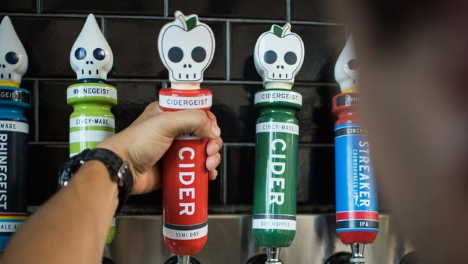 Rhinegeist had made its first foray into ciders.