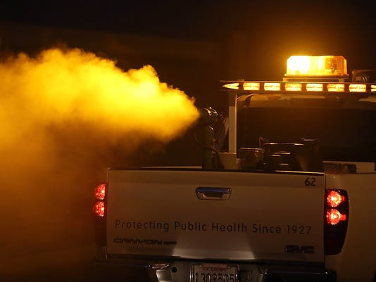Mosquito Abatement Continues In Bay Area As West Nile Cases In US ON Rise