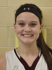 Mariah Martin, Shippensburg girls basketball