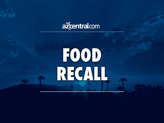 azcentral placeholder Food recall
