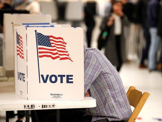San Francisco acude a las urnas para las elecciones intermedias